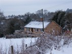Enjoy a winter holiday at Acorn Lodge in Shropshire