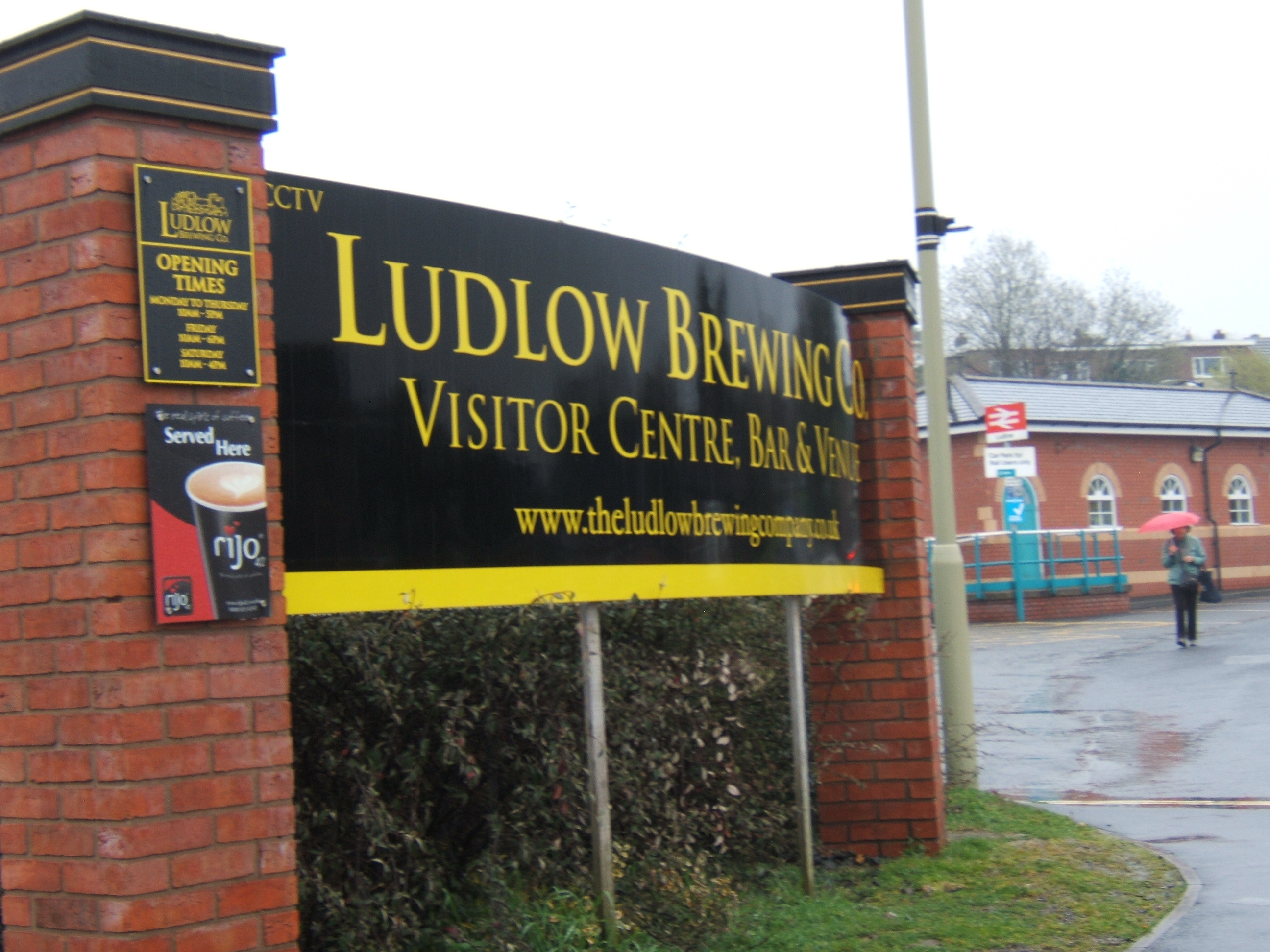 Ludlow Brewery Company
